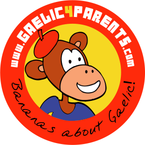 Gaelic4parents.com Logo