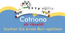 Graphic Link : Catriona Air Chuairt