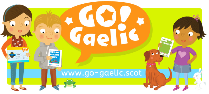 Go!Gaelic - Gaelic Laungauge Learning as part of L2 or L3 in primary schools