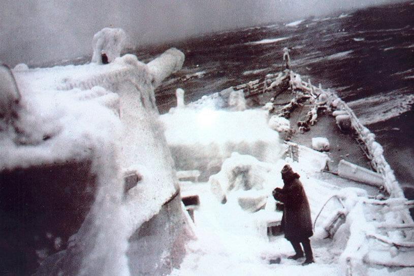 An Arctic Convoy