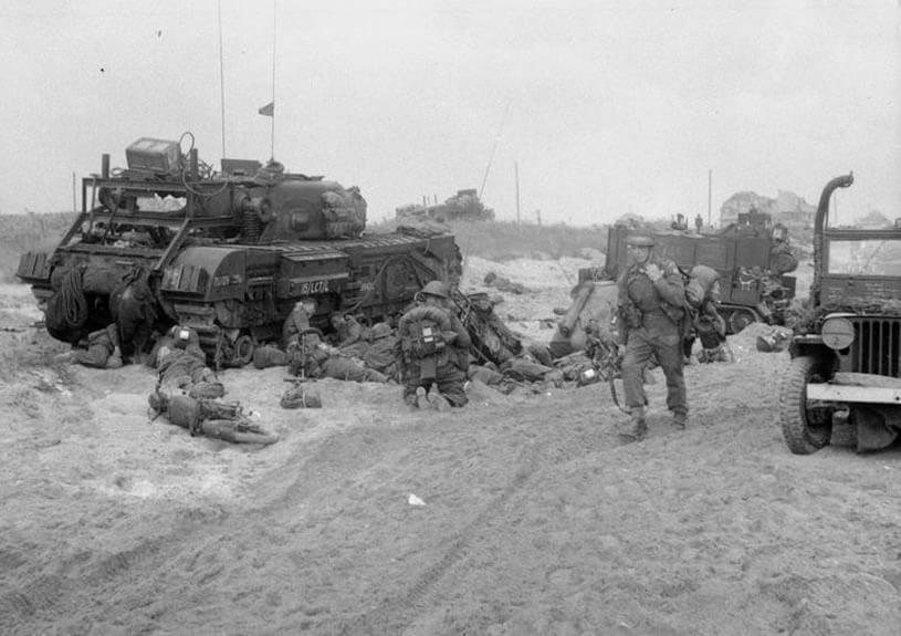 D-Day Landings (Wikimedia Commons)