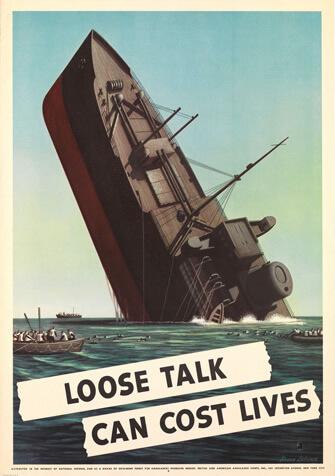 sinkingship