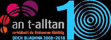 An t-Alltan 2008-2018