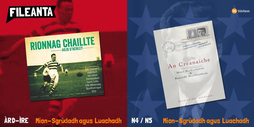 Rionnag Chaillte | An Creanaiche