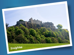 Image: Postcard from Stirling