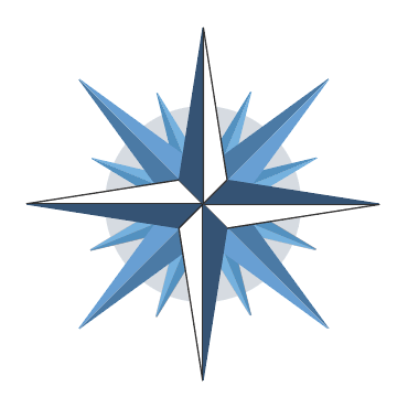 Compass 4 Point