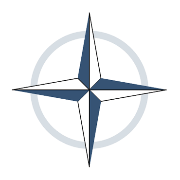 Compass - 4 point