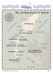 Map - Western Isles
